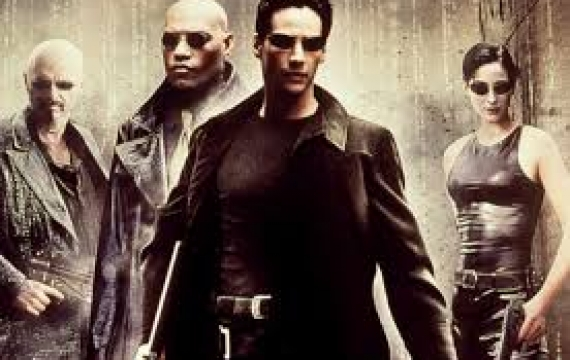 Paxton Pictures Presents.....The Matrix (Tues 26th March) at 7.00pm